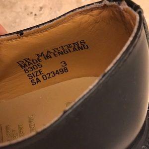 Dr. Martens Shoes - Vintage Dr. Marten Mary Jane Platform Shoes Womens